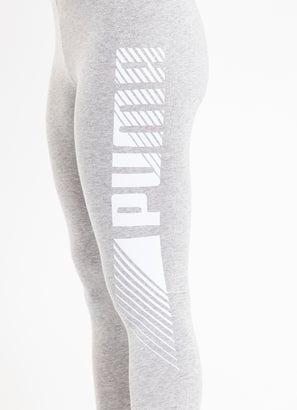 Puma Essentials Graphic Leggings - Womens