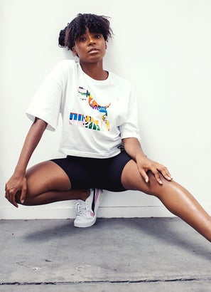 Puma International Graphic Tee - Womens