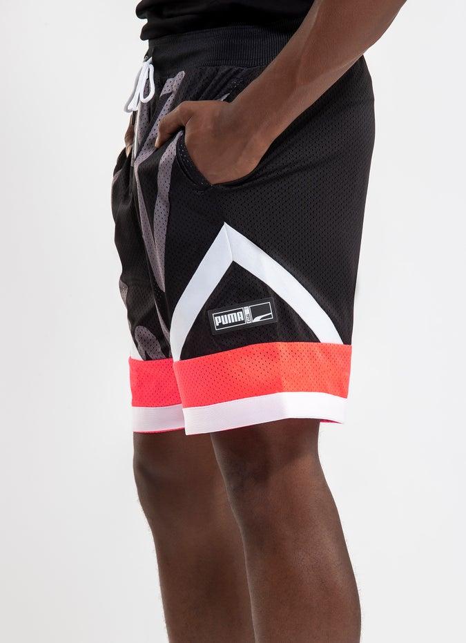 Puma Jaws Mesh Basketball Shorts