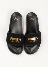 Puma Leadcat Suede Slides - Unisex