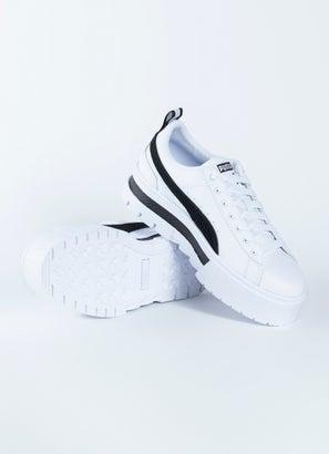 Puma Mayze Lth Shoe - Womens