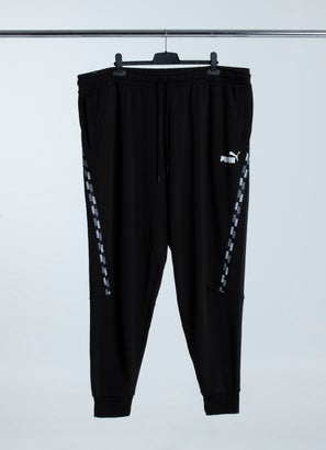Puma Power Tape Sweat Pants - Plus Size