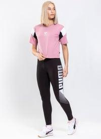 Puma Rebel Cropped Top - Womens