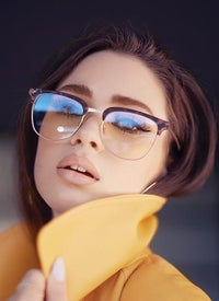 Quay Evasive Blue Light Glasses