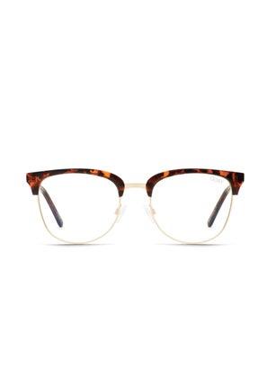 Quay Evasive Blue Light Glasses - Unisex
