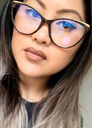Quay Please Advise Blue Light Glasses
