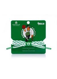 Rastaclat Boston Celtics NBA Collection Braided Bracelet