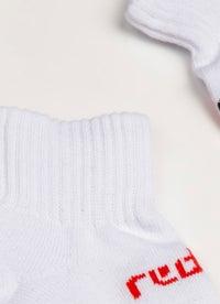 Red Rat Kids Trainer Socks - 3 Pack