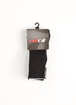 Redrat Kids Crew Socks- 3 Pack