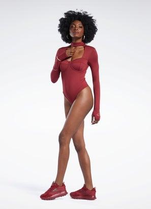 Reebok X Cardi Bodysuit