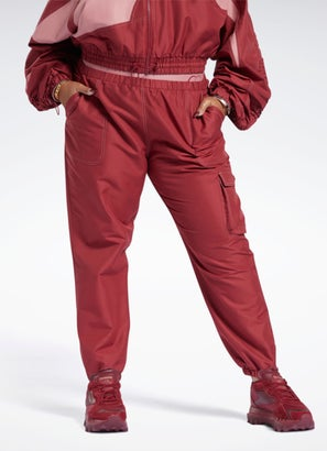 Reebok X Cardi Woven Track Pants - Curve