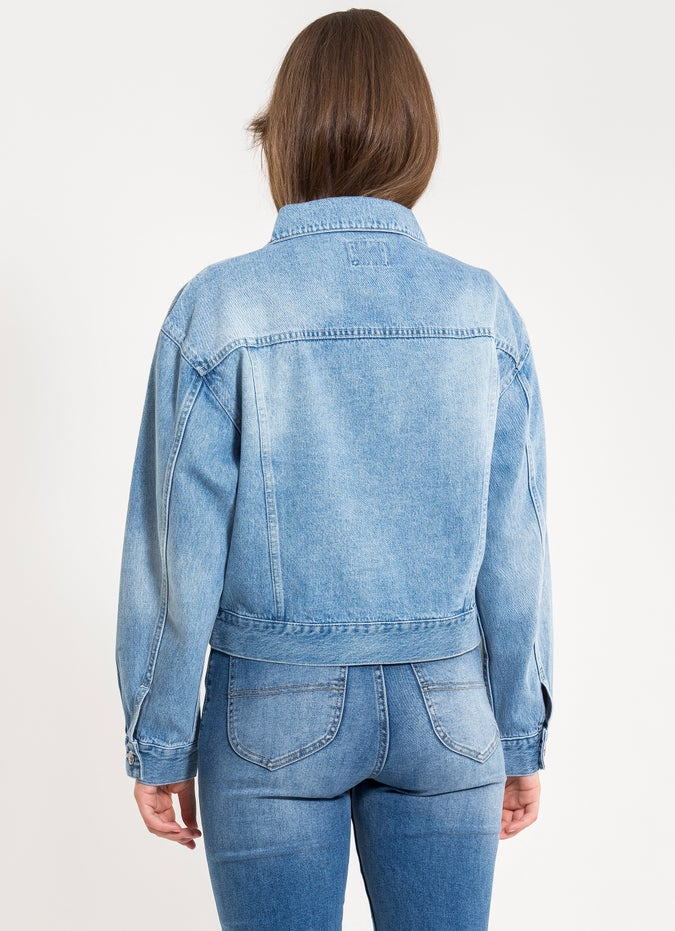 Riders Cindy Cropped Jacket - Womens