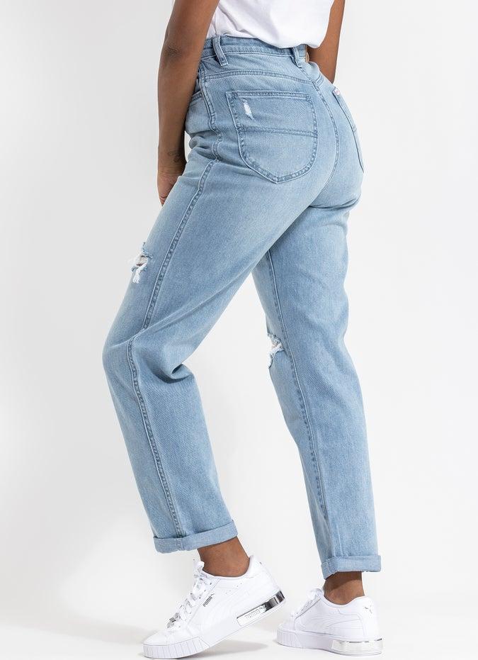 Riders Hi Mom Jeans - Womens