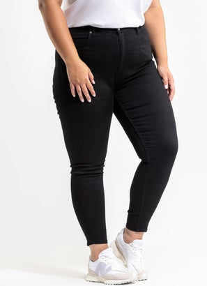 Riders Hi Rider Curve Denim Jeans - Plus & Curve