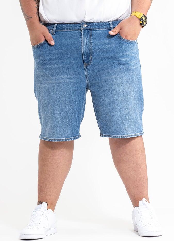 Riders R4 Denim Shorts - Big & Tall