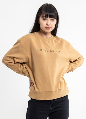 Riders Relaxed Sweater