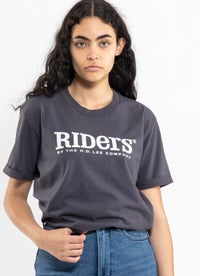 Riders Relaxed Tee - Womens