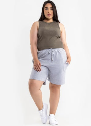 Royal Anytime Shorts - Plus & Curve