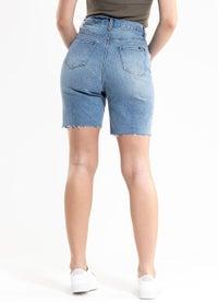 Royal Denim Shorts - Womens