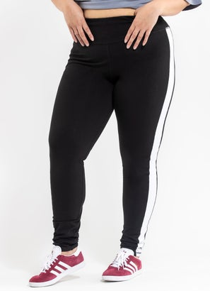 Royal High Waist Legging - Plus & Curve