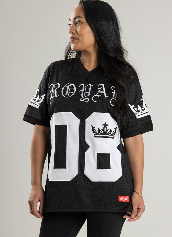 Royal Mesh Team Tee