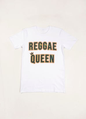 "Royal ""Reggae Queen"" Tee - Unisex"