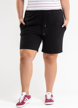 Royal Sweat Short - Plus & Curve
