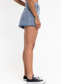 Royàl Denim Shorts - Womens