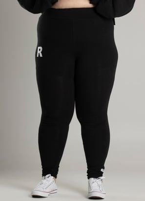 "Royàl ""R"" Leggings - Plus & Curve"