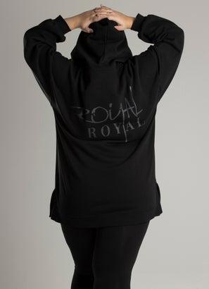 Royàl Treatment Longline Hoodie - Plus & Curve