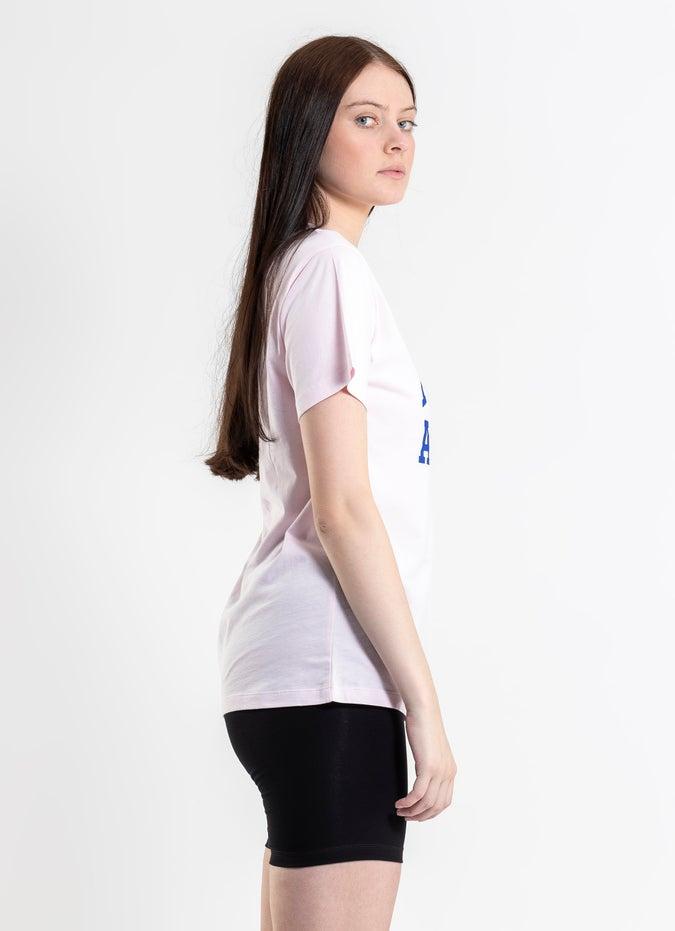 Russell Athletic Arch Logo Boyfriend Tee - Womens
