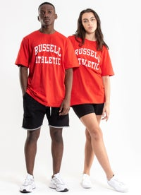 Russell Athletic Arch Logo Crew Tee