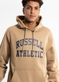 Russell Athletic Arch Logo Hoodie