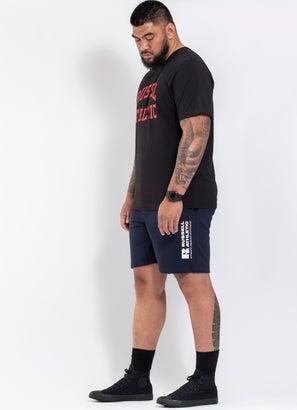 Russell Athletic Bar Logo Track Short - Big & Tall