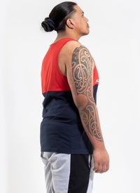 Russell Athletic Cut and Sew Singlet - Big & Tall