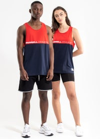 Russell Athletic Cut and Sew Singlet - Unisex