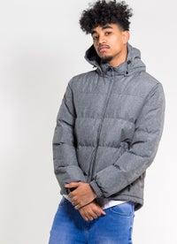 Smpli Mens Invert Puffa Jacket