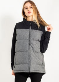 smpli Womens Axle Puffa Vest