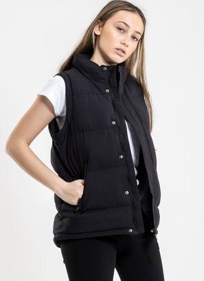 smpli Womens Junction Puffa Vest