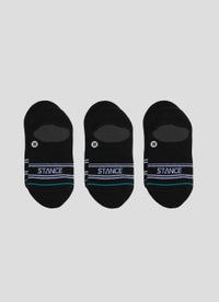 Stance Basic No Show Socks - 3 Pack