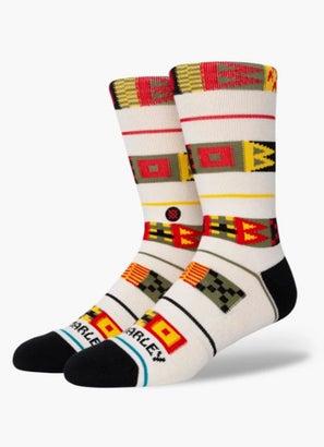 Stance Bob Stripe Socks - 1 Pack