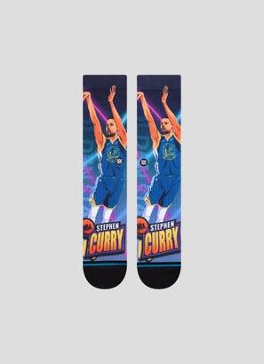 Stance NBA Curry Fast Break Socks - 1 Pack