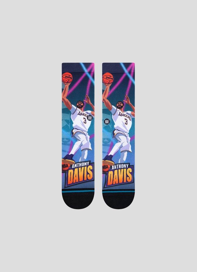Stance NBA Davis Fast Break Socks - 1 Pack