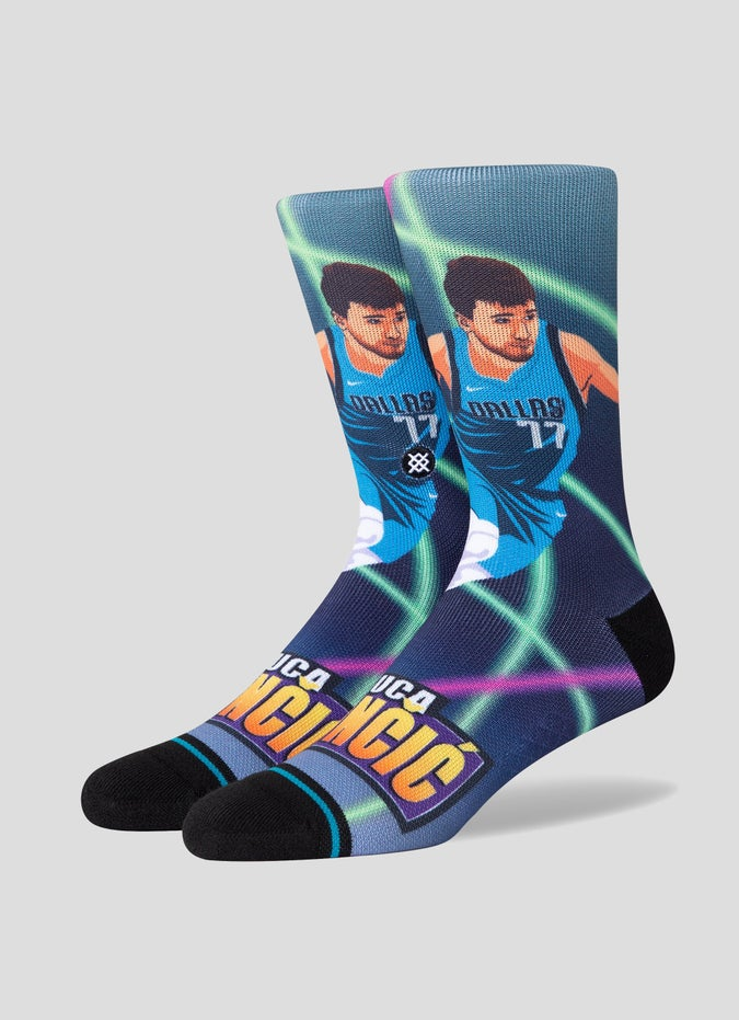 Stance NBA Doncic Fast Break Socks - 1 Pack