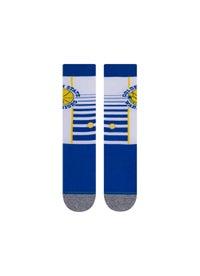 Stance NBA Golden State Gradient Socks - 1 Pack