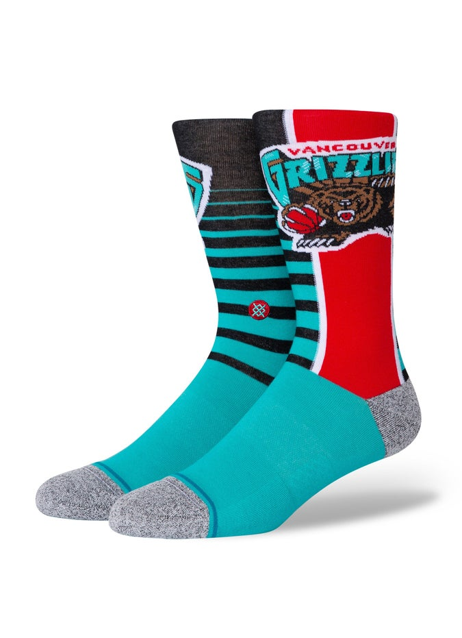 Stance NBA Grizzlies Gradient Socks - 1 Pack