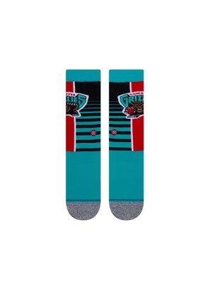 Stance NBA Grizzlies Gradient Socks - 1 Pack
