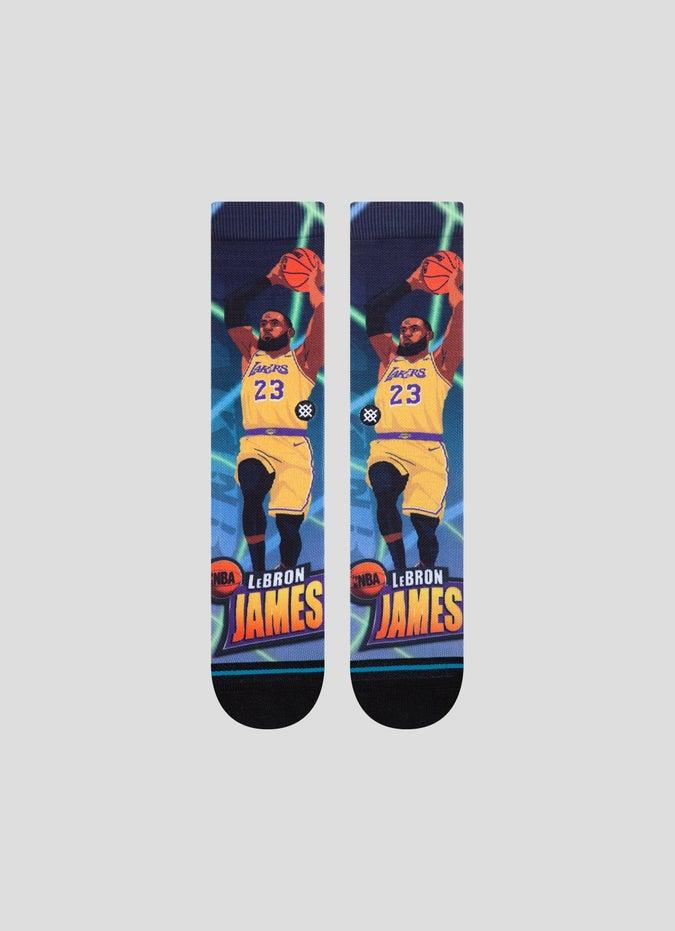 Stance NBA James Fast Break Socks - 1 Pack