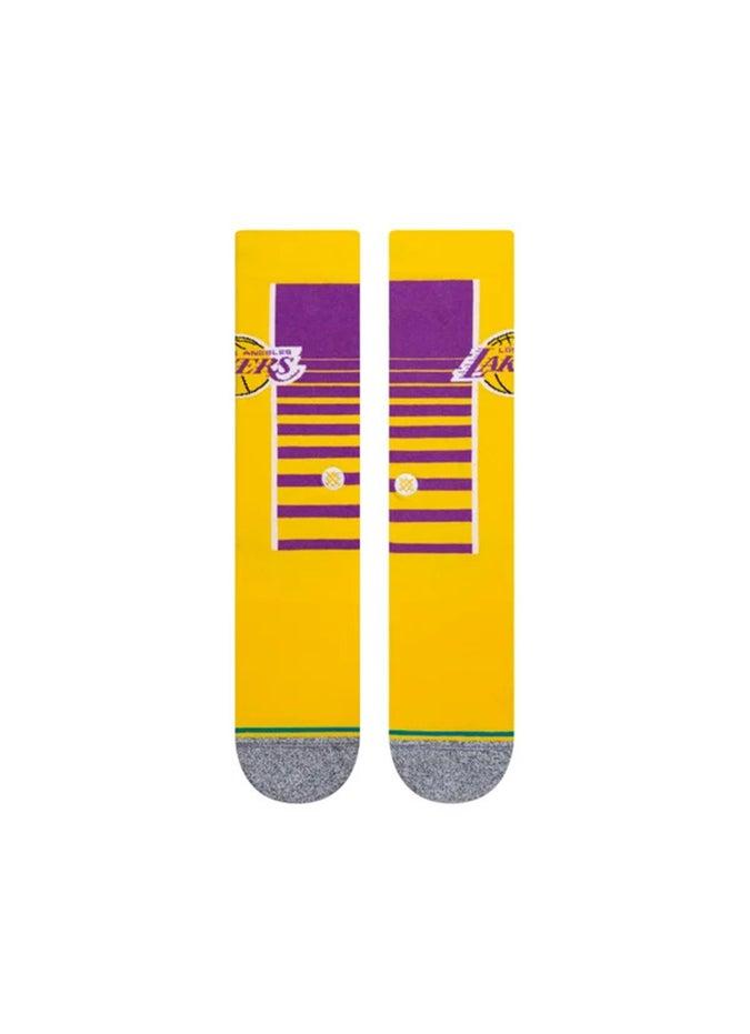 Stance NBA Lakers Gradient Socks - 1 Pack