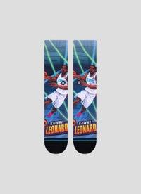 Stance NBA Leonard Fast Break Socks - 1 Pack